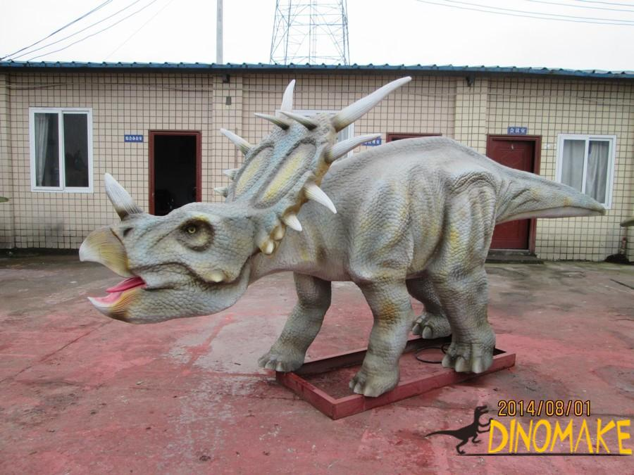 The world's most influential animatronic dinosaur theme parks