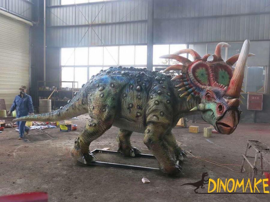 Theme scenic spot construction elements Animatronic dinosaur product