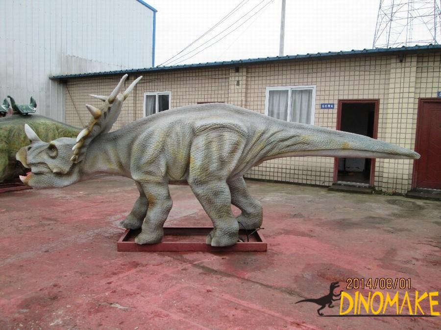 Theme scenic spot construction elements Animatronic dinosaurs