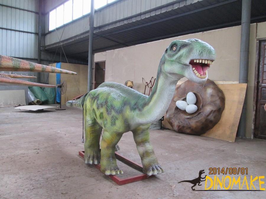 Ultimate Ocean Overlord Animatronic Dinosaur Mosasaur