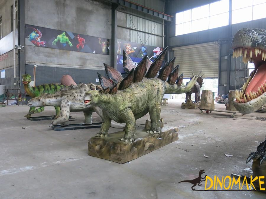 Uses and advantages of Animatronic dinosaur product