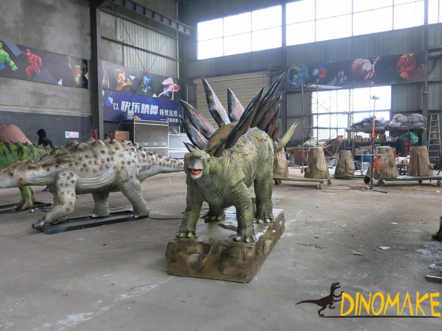 Uses and advantages of Animatronic dinosaur products