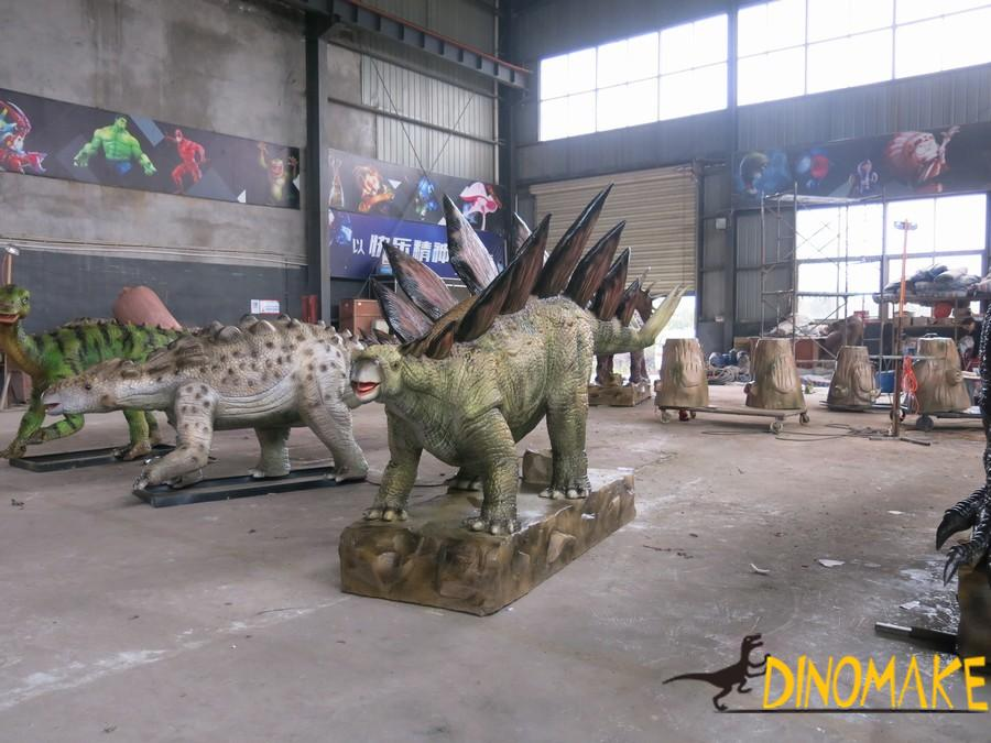 Uses and advantages of Animatronic dinosaur