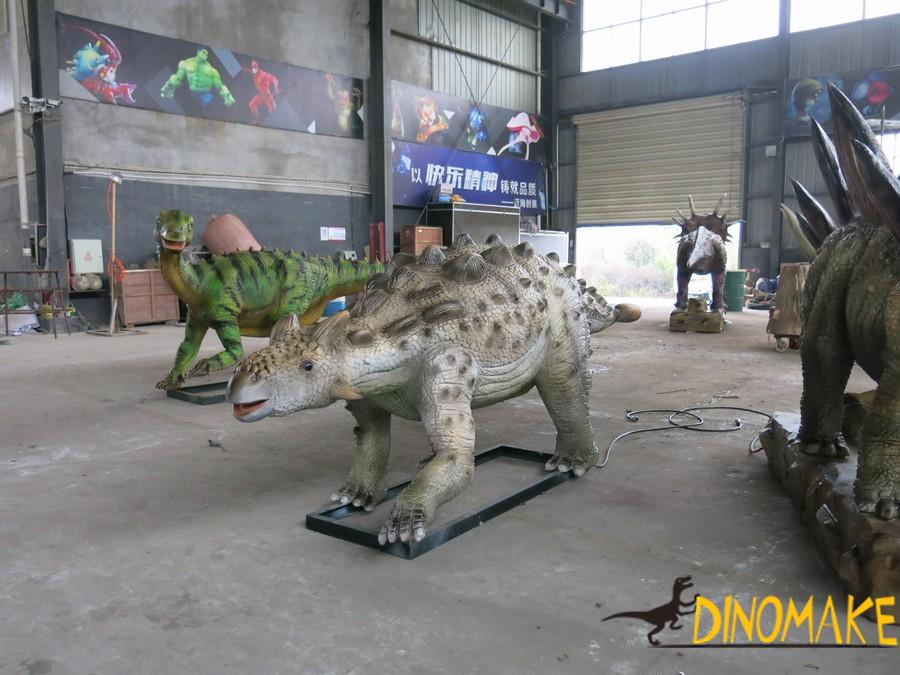 What are the Animatronic dinosaur product design companies