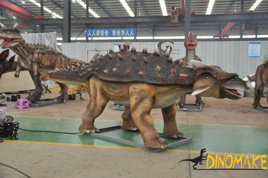What are the Animatronic dinosaurs design companies