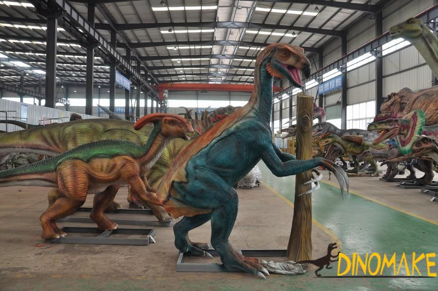 What materials are needed for dinosaurs model repair