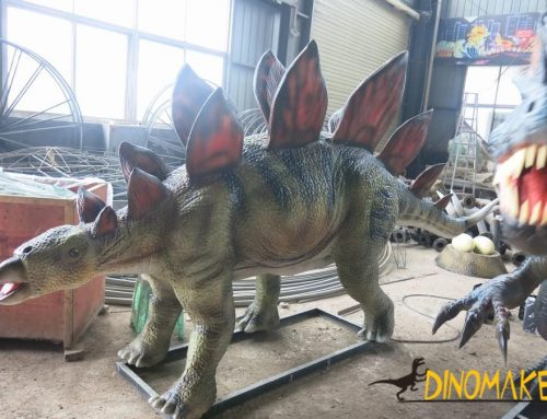 Where can I buy Animatronic dinosaurs