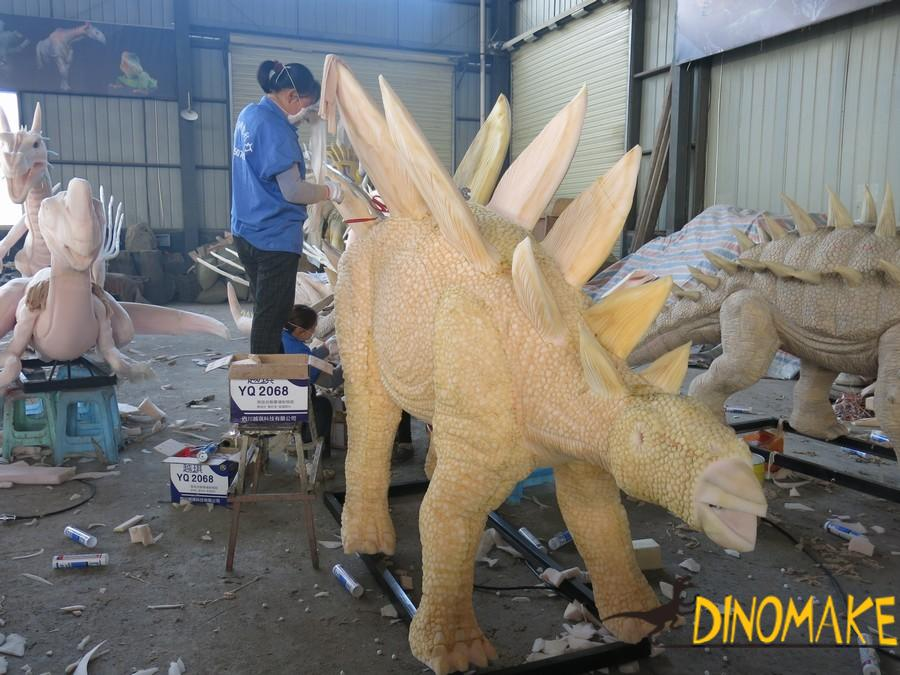 Where is animatronic dinosaur supplier company