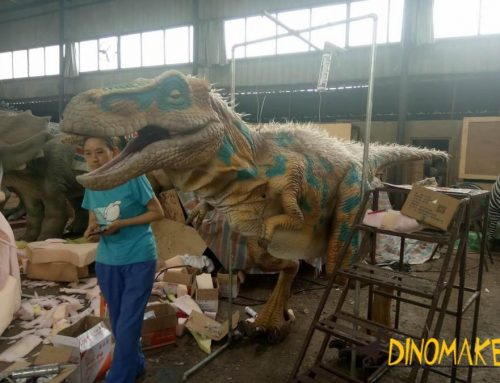 Where to buy tailored dinosaur costume