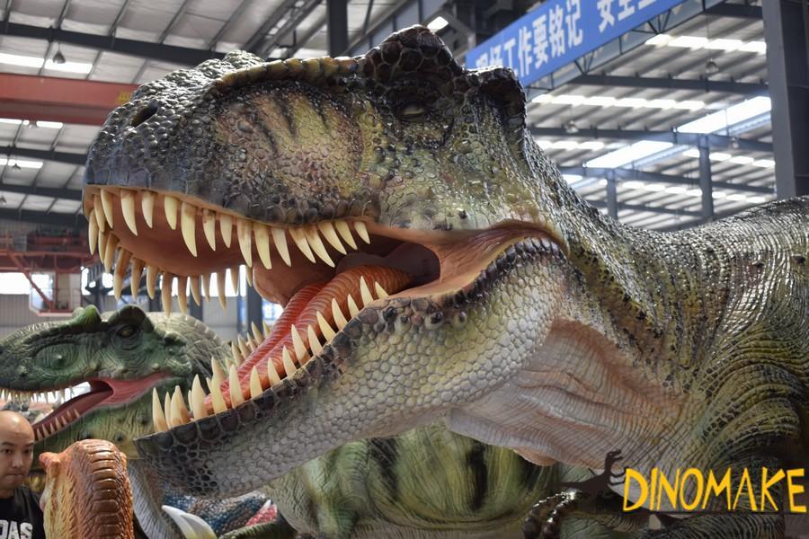Who are Tyrannosaurus Rex's natural enemies