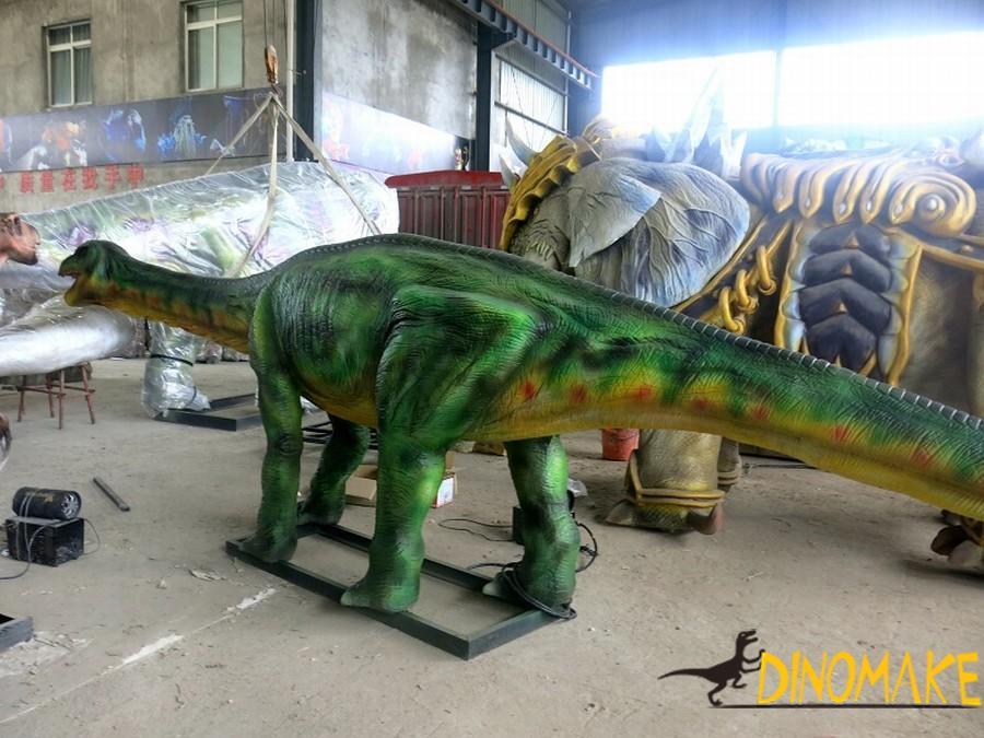 Why rent a animatronic dinosaur model