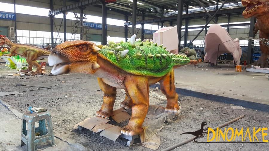 animatronic dinosaur exhibition-Dragons