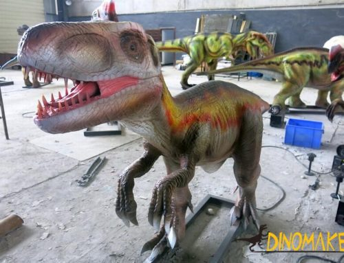 Jurassic park animatronic dinosaur products