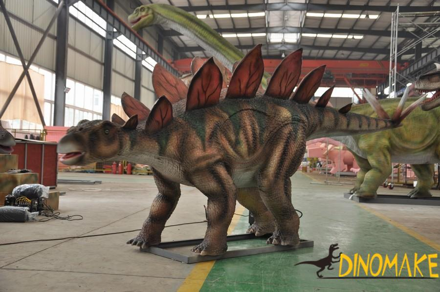 animatronic dinosaurs and the advantages of exhibition