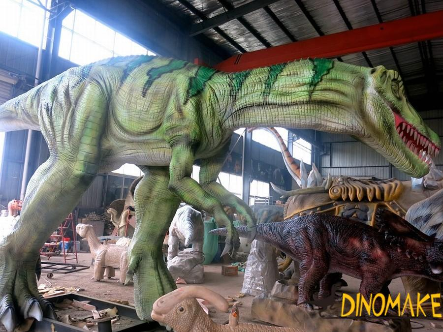 animatronic in the family of plant dinosaurs product