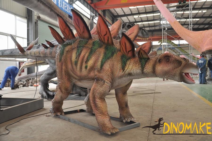 stegosaur exhibition of Animatronic Dinosaurs product
