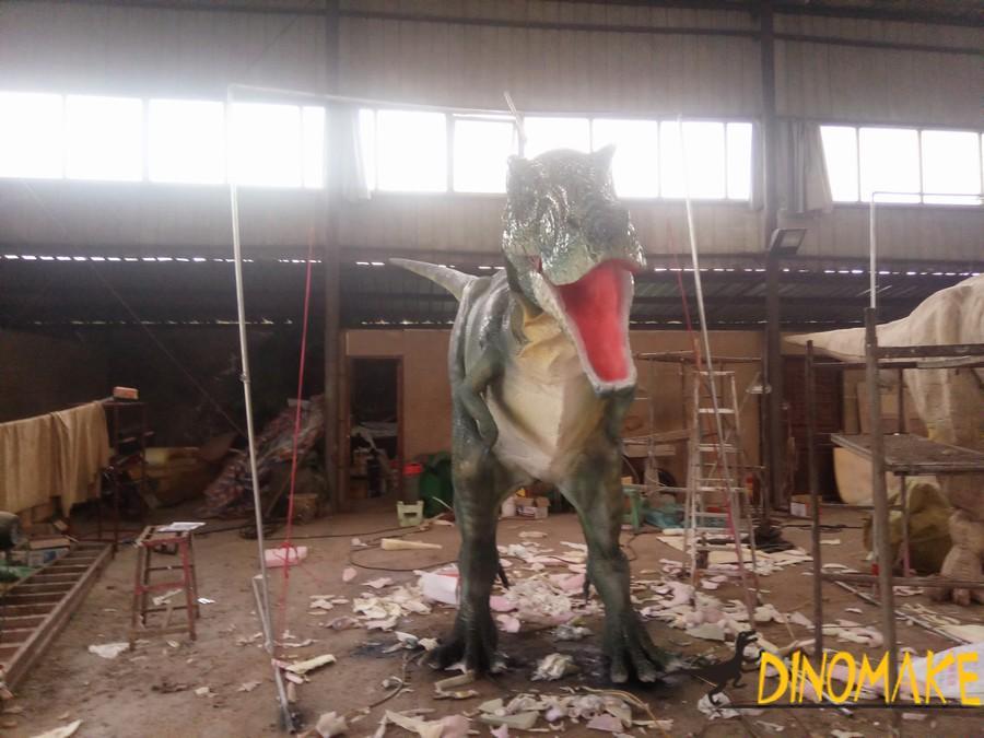 American Popular Walking Dinosaur Costume