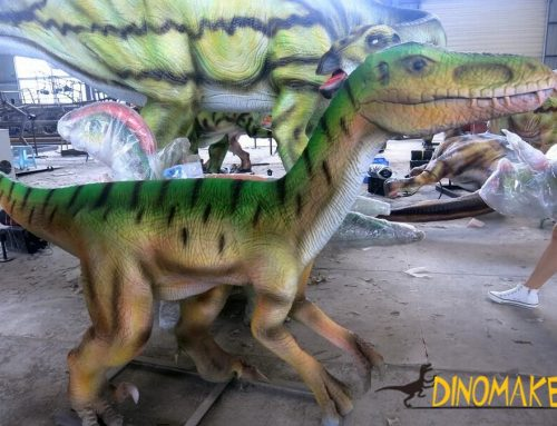 Animatronic Dinosaur Care and Maintenance