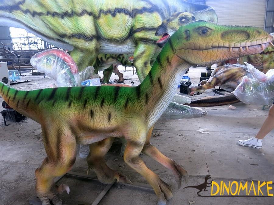 Animatronic Dinosaur Exhibition 2020