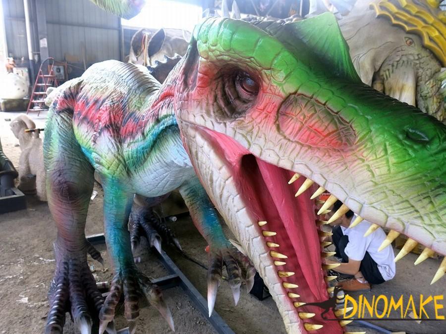 Animatronic Dinosaur Exhibition Heavy Claw Dragon