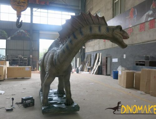 Animatronic Dinosaur Exhibition Warehouse