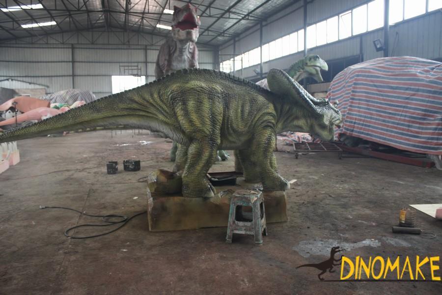 Animatronic dinosaur Manufacturing