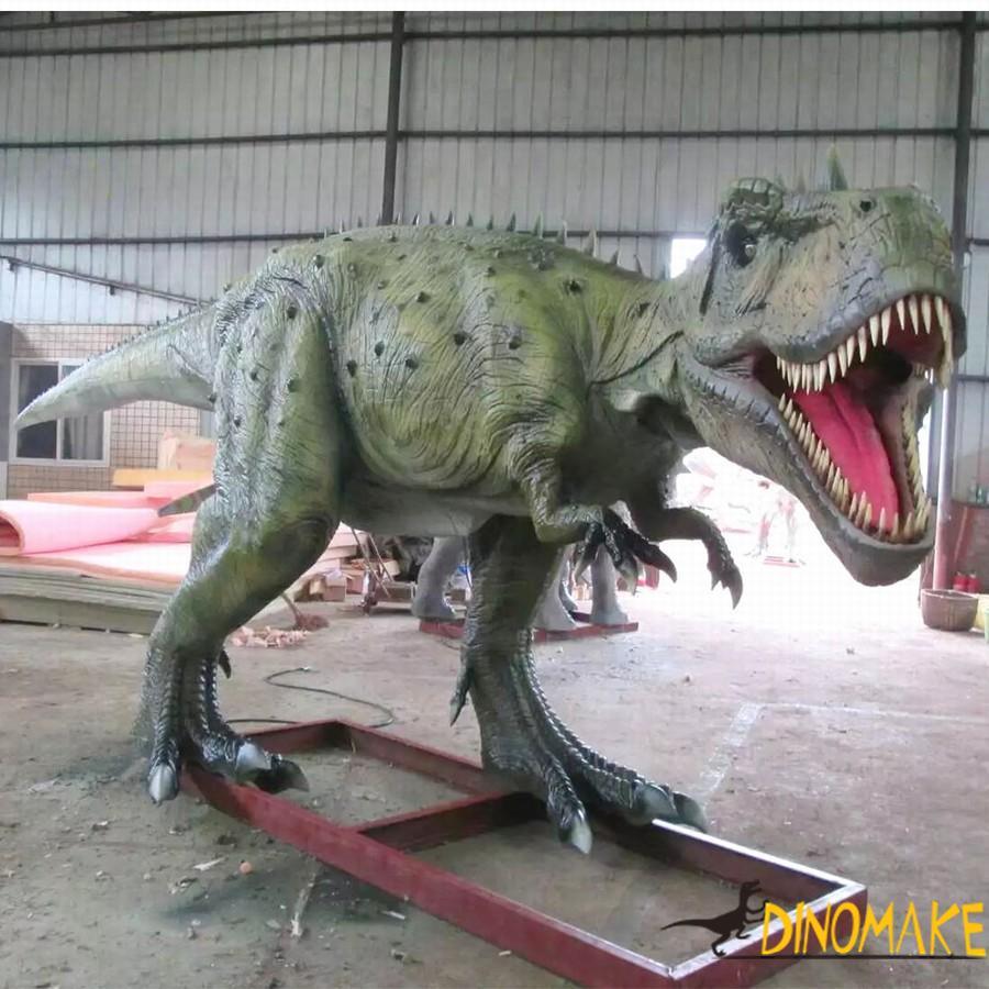 Animatronic dinosaur company