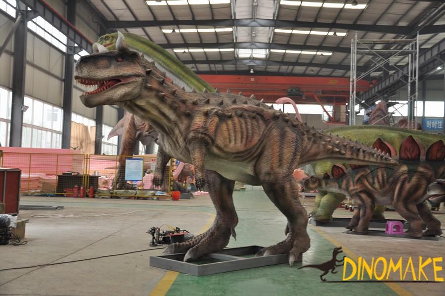 Animatronic dinosaur products