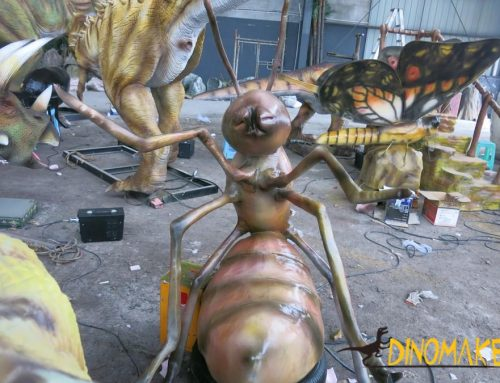 Animatronic insect exhibition supplier
