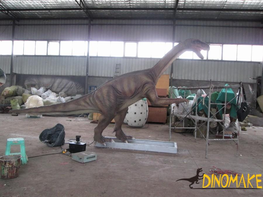 Animatronic of dinosaur