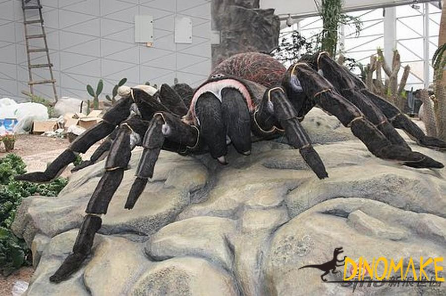 Application scope of animatronic insect model