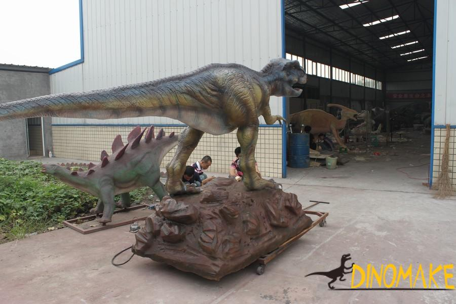 Big brother Emei dragon in animatronic dinosaur