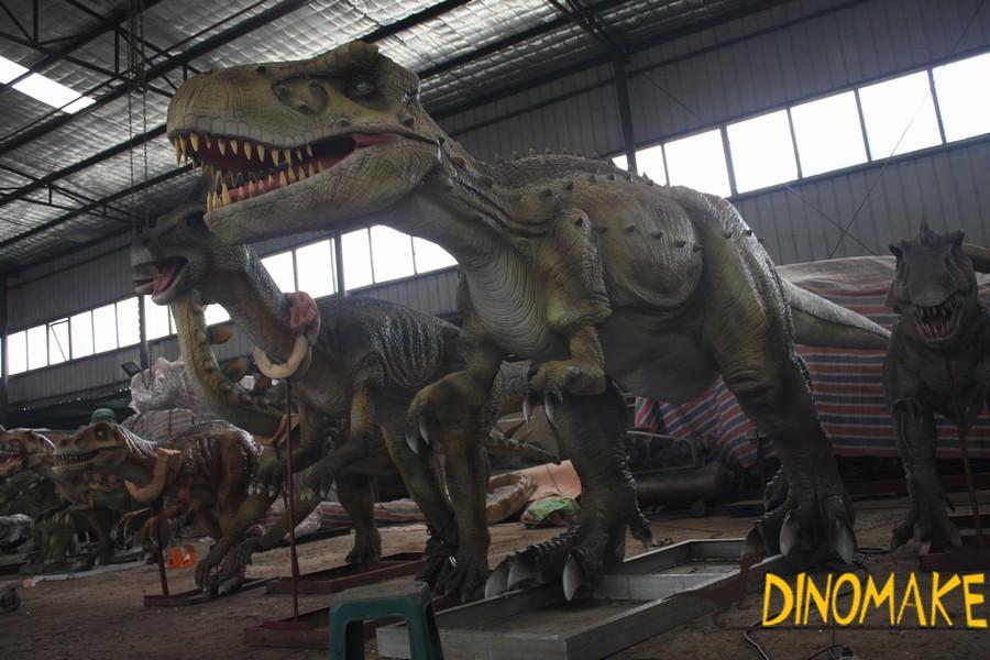 Big brother Emei dragon in animatronic dinosaurs