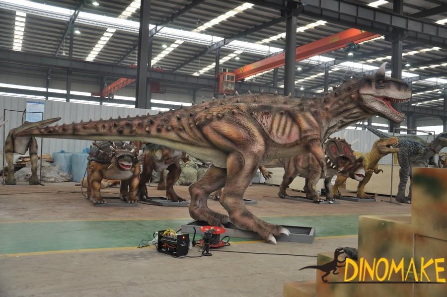 Characteristics of various dinosaurs