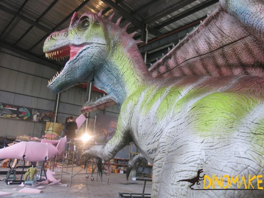 Dinosaur Battle Preface
