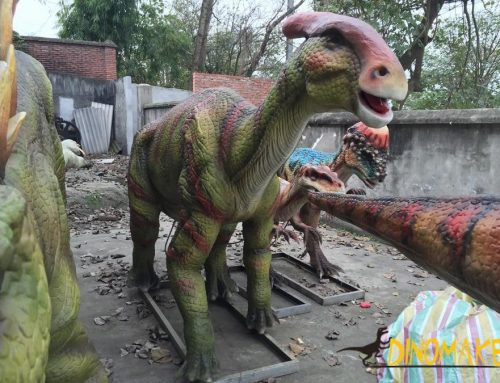 Dinosaur factory to restore dinosaur fossils