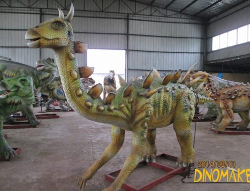 Dinosaur manufacturer's dream dragon