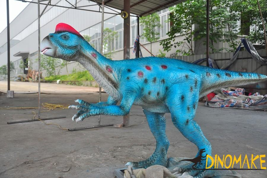 How much does a animatronic dinosaurs sell or lease