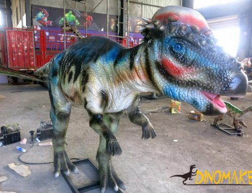How to choose a animatronic dinosaur exhibition supplier