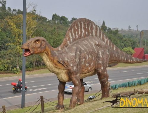 Is it difficult to make dinosaurs?