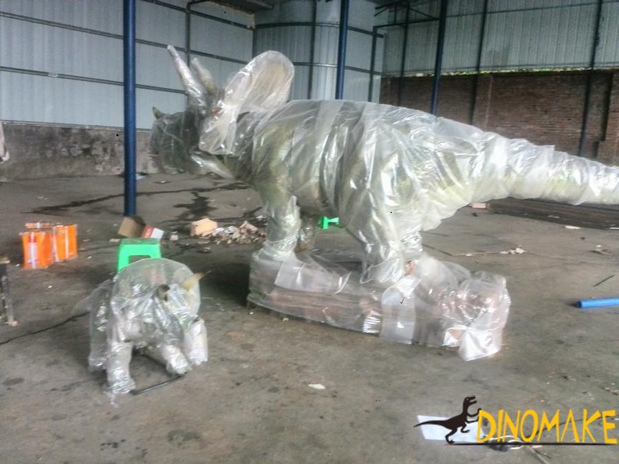 Jinan Dreamback Jurassic Dinosaur Insect Exhibition Planning