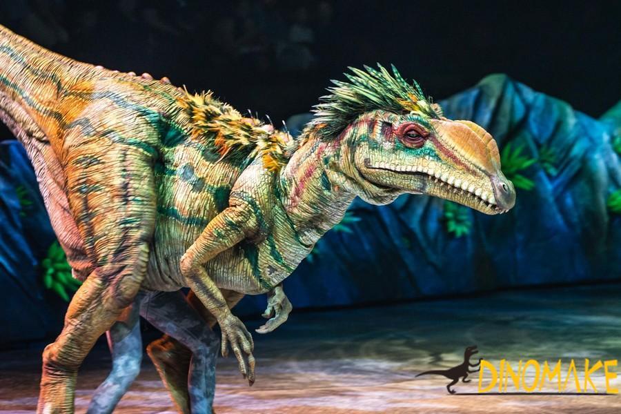 Jurassic Park Live Dinosaur Costume Product