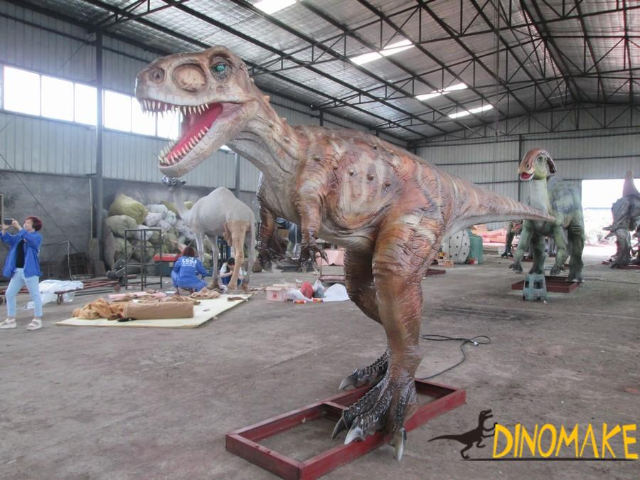 New chapter in 2020 animatronic dinosaur exhibition