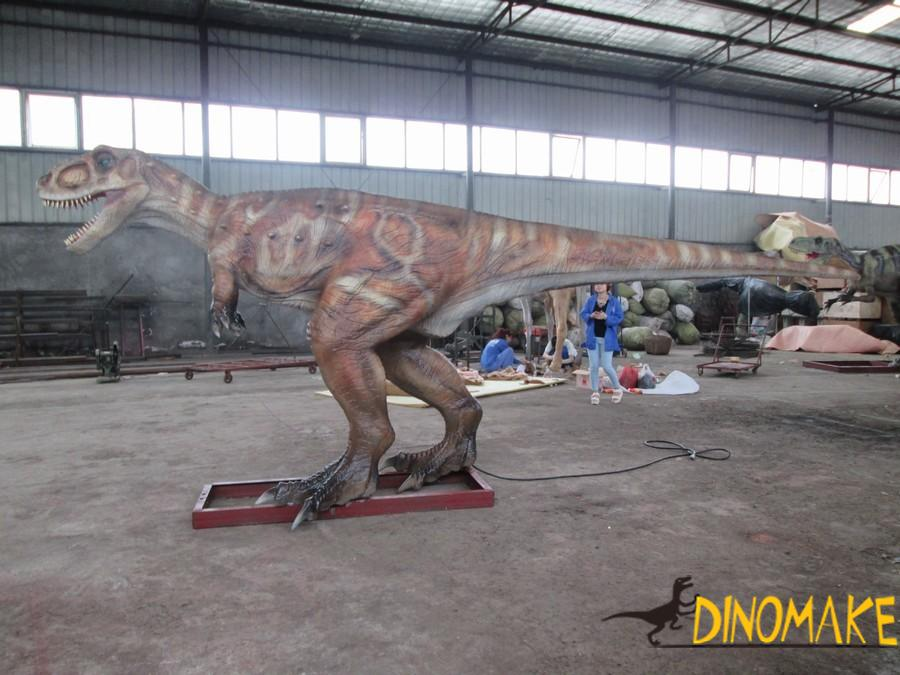 New chapter in 2020 animatronic dinosaurs exhibition