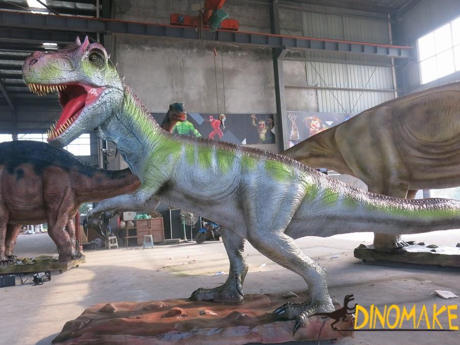 Real animatronic diosaur product