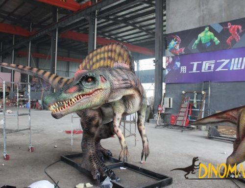 Return to Xiangyang Hubei Large Dinosaur Exhibition