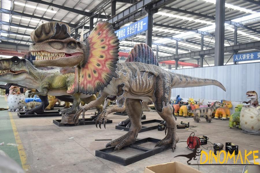 Rio dragon with strange spine