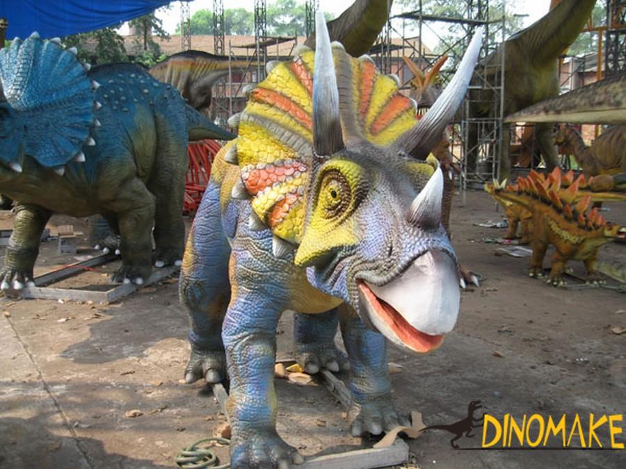 Star Dinosaur Triceratops