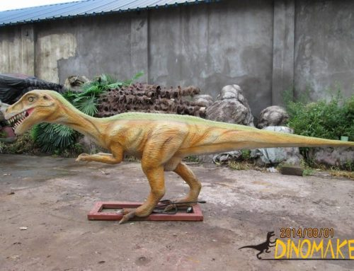 The relationship between animatronic animals and animatronic dinosaurs