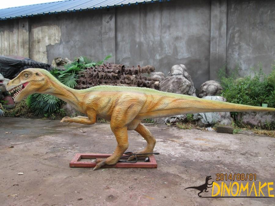 The relationship between animatronic animals and animatronic dinosaur